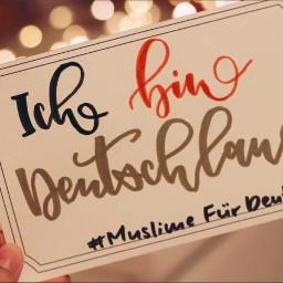 muslimsforpeace muslimefürdeutschland muslime deutschland einheit