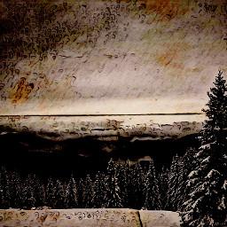 freetoedit wonderland remixit wonderlandeffect winter