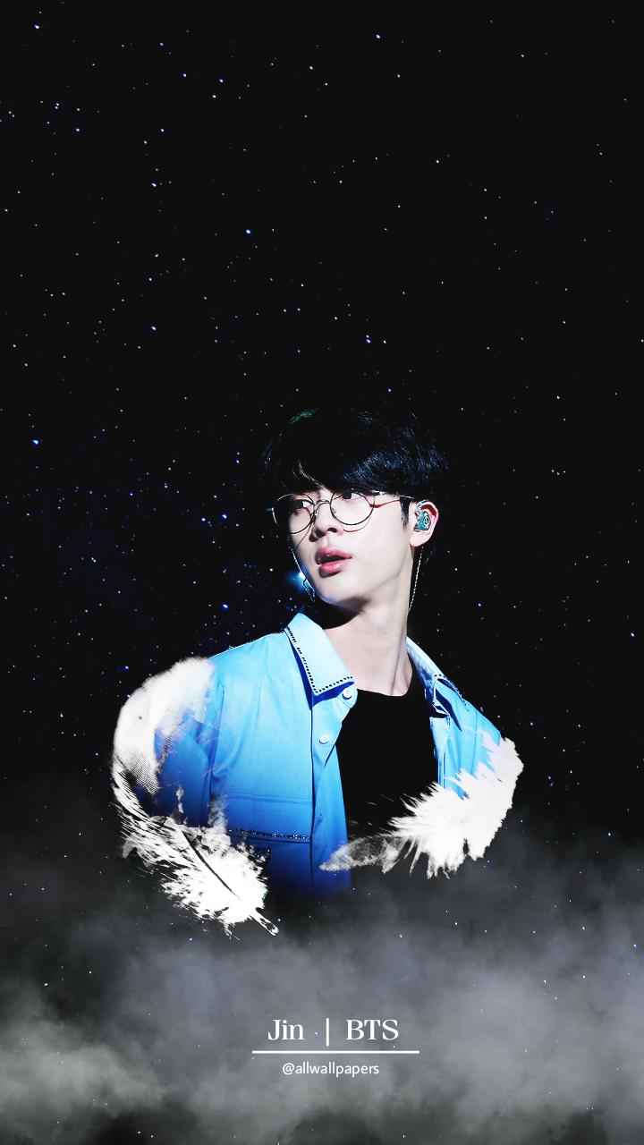 Jin Wallpaper Lockscreen Jin Kimseokjin Seokjin Bt