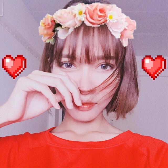 #madewithpicsart #flowercrown #girl