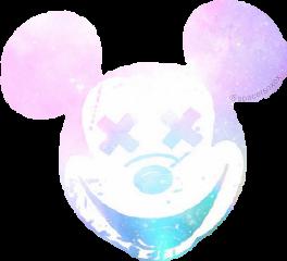 mickey mouse mickeymouse galaxy sticker freetoedit