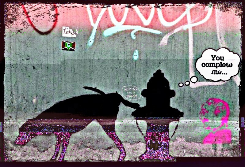 #banksy#graffitiart#reworked