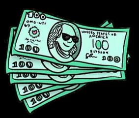 money green dollar yas yes