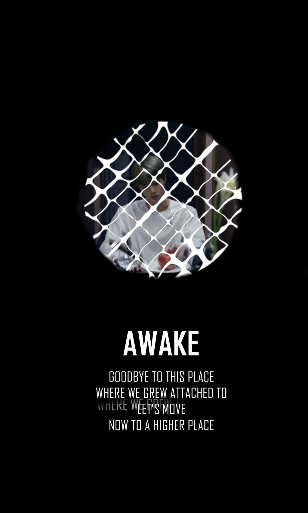Jin Awake I Ll Do Loveyourself Wallpapers Next Bts