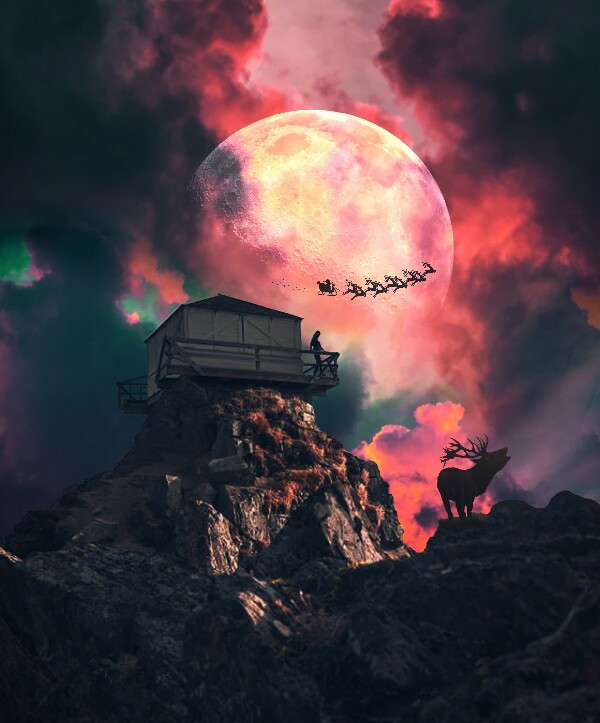 """#myedit #madewithpicsart @pa """" Merry Christmas my friends PA..!😊👌"""