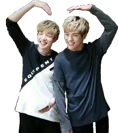 Popular And Trending Woojin Stickers On Picsart