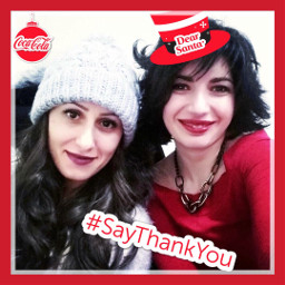 saythankyou cocacola friendship happymoments