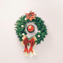 freetoedit christmas christmasdecoration decoration green