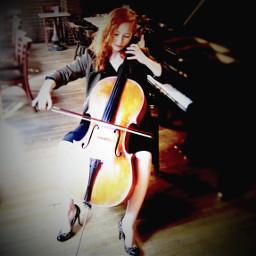 freetoedit interesting art cello cellist