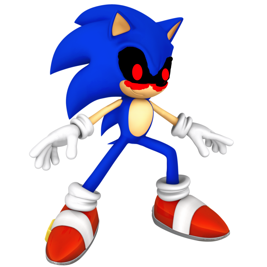 sonic exe - Sticker by Toy Sonic