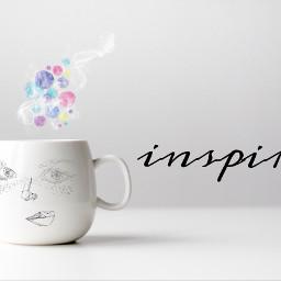 freetoedit inspire mug color white simpleedit