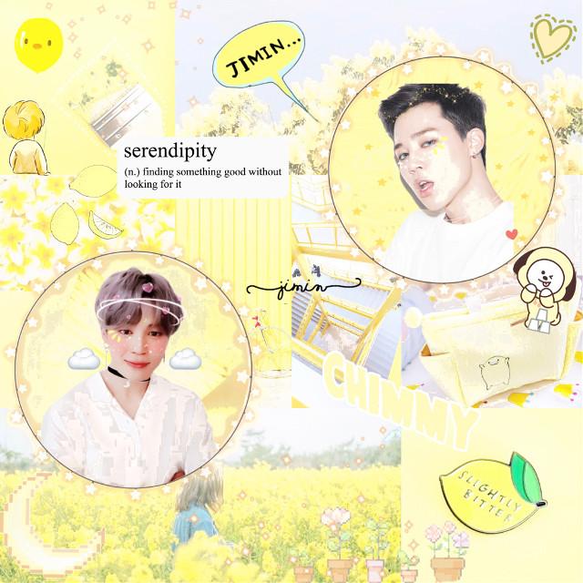 #bts #jimin #yellow #kpop #btsjimin