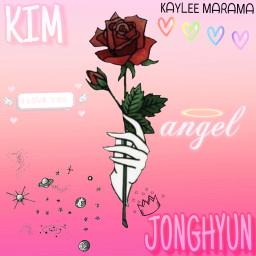 jonghyun kimjonghyun rosesforjonghyun ripjonghyun angel freetoedit