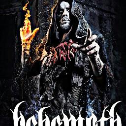 behemoth blackmetal nergal heavymetal
