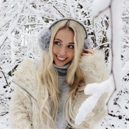 pcnewyearnewmeselfie newyearnewmeselfie freetoedit girl blondhair