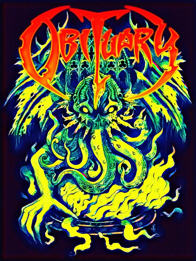 #obituary #metalband #rock Obituary death metal band wallpaper #wallpaper