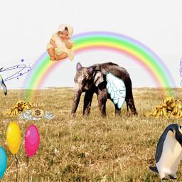freetoedit hillary elephant romanian 2018