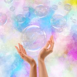 bubble bath bubblebath color colorful freetoedit
