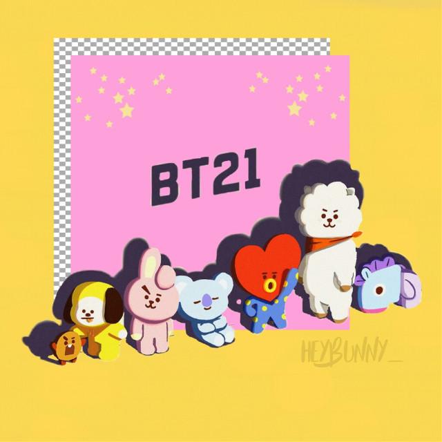 #BT21 #BTS