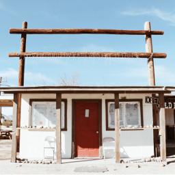 desert ghosttown deserted vintage retro