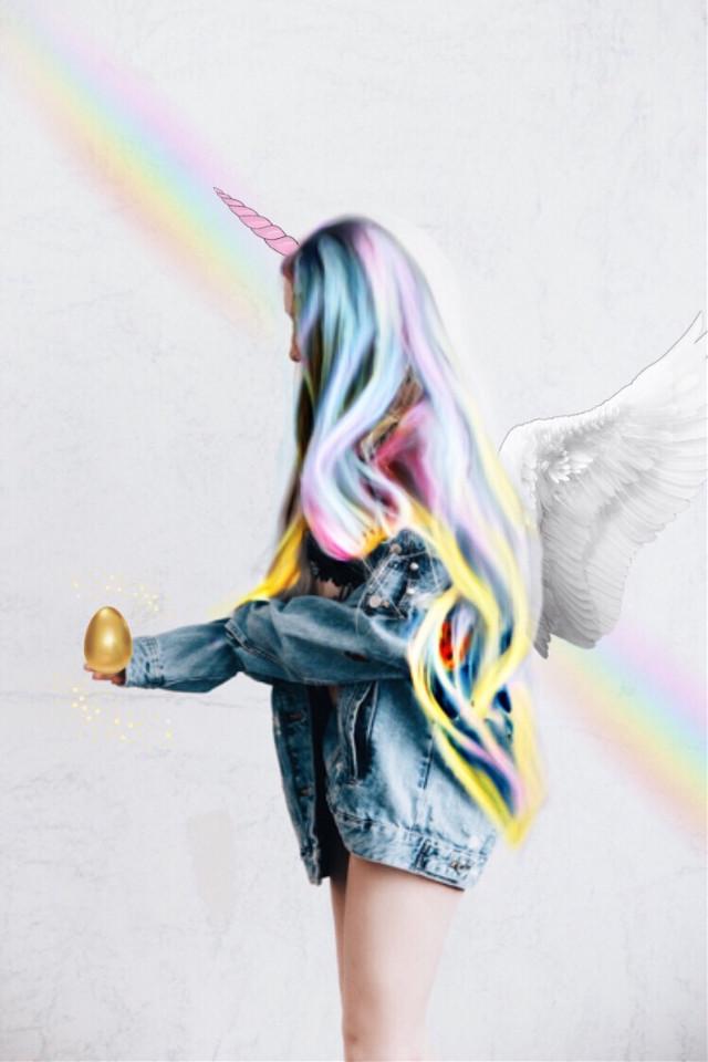 #freetoedit #unicorn #picsart