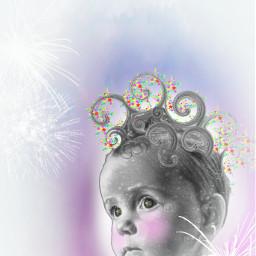 freetoedit vipshoutout madewithpicsart portrait baby