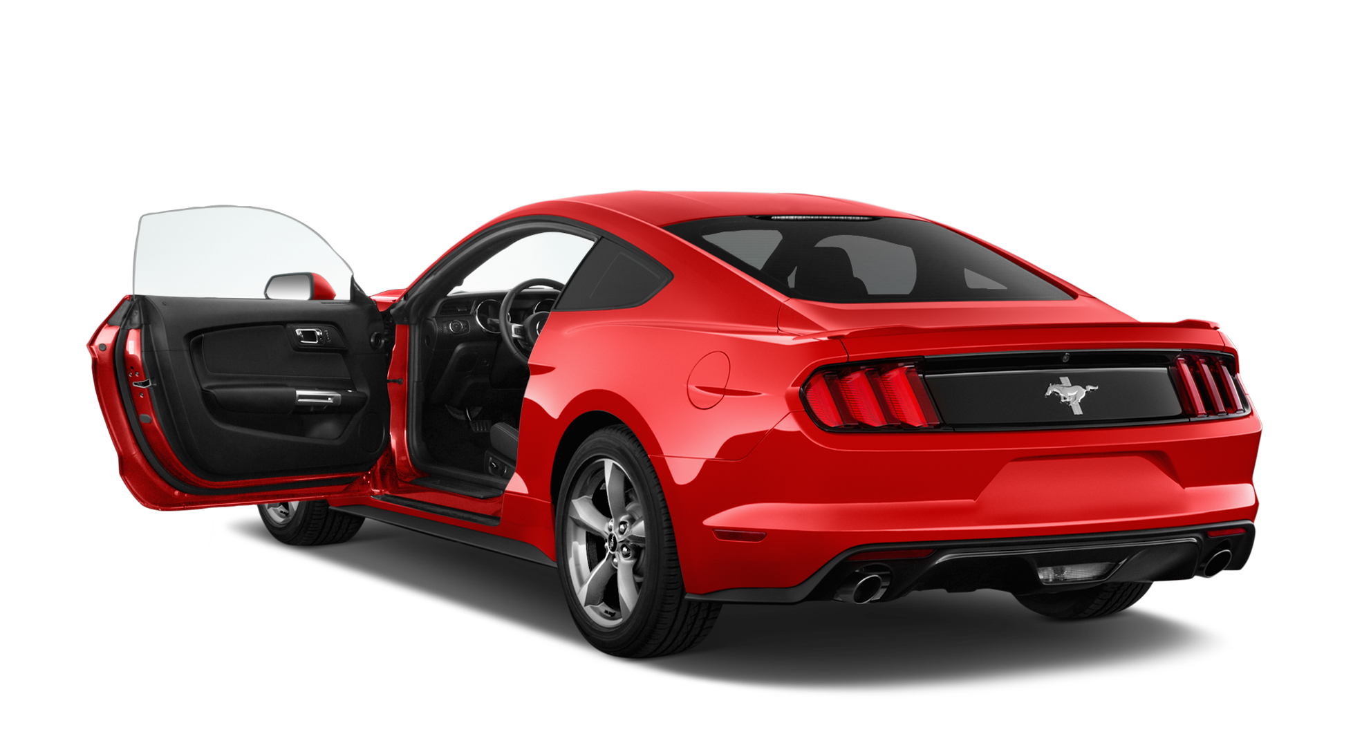 Sticker Remixit Png Mustang Ford Car Hd Highresolution