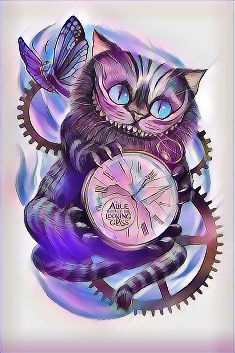 #Alice