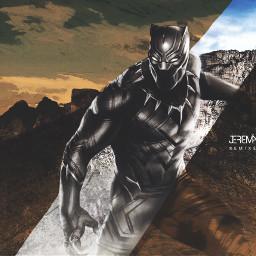vote marvelstudios blackpanther black panther freetoedit