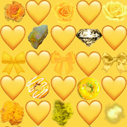 freetoedit yellow colors rainbow part5