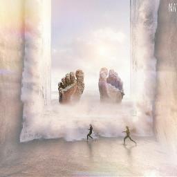 foldinglandscape beach feet