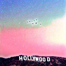 hollywoodsign freetoedit