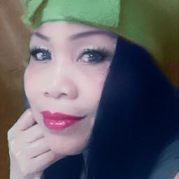 myhat freetoedit selfie portrait