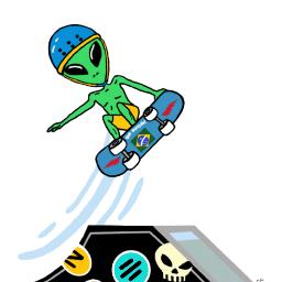 dcaliens aliens mydrawing bobburnquist brazil freetoedit