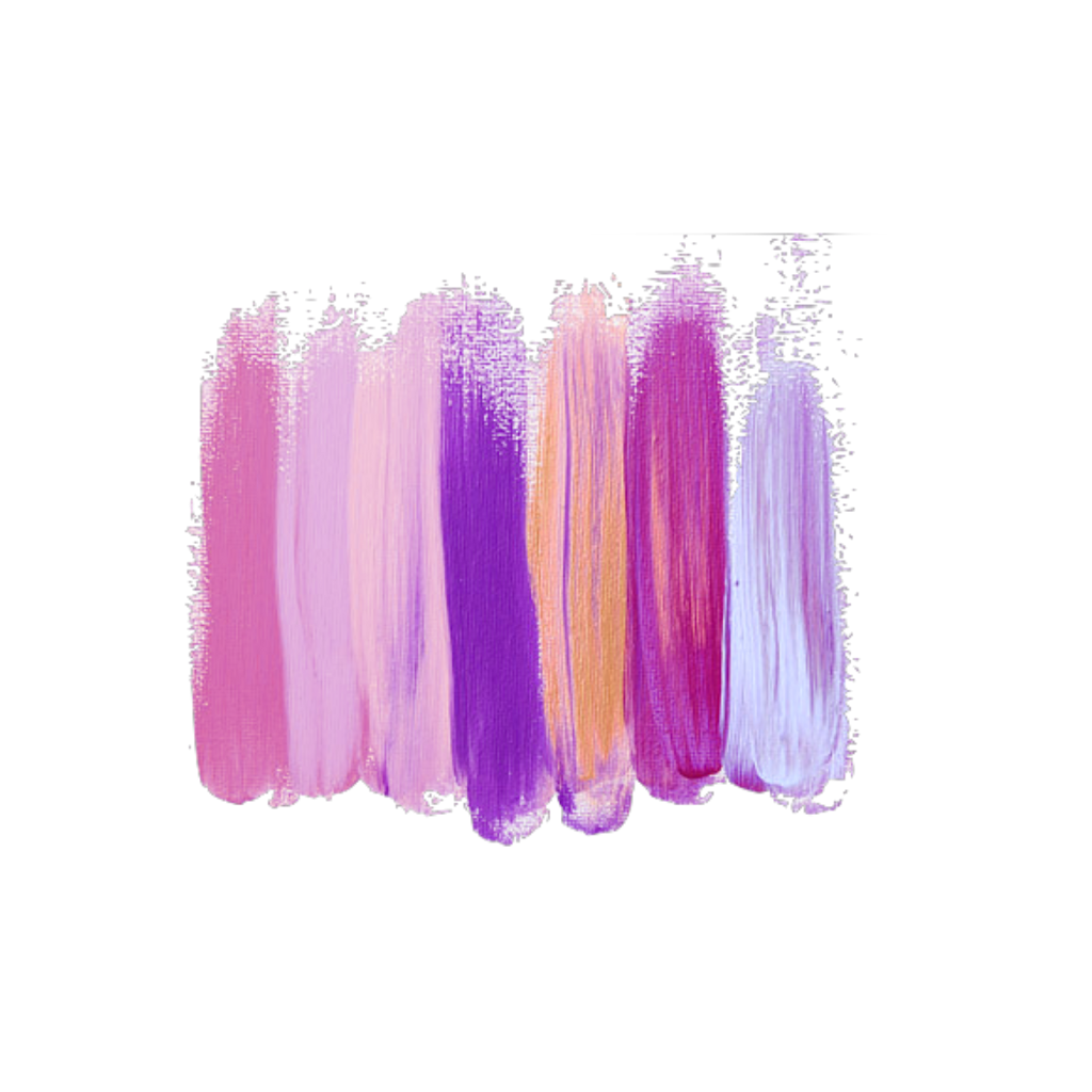 colorful paint colors tumblr ftestickers
