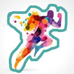 colorfuloutline picsart