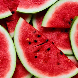sliced watermelon red fruit seed freetoedit