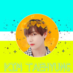 taehyung v tumblr bts pastel