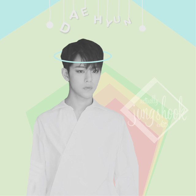 Daehyun for @jinshield_wipper ! Hope you like it boii 👍👍👍👍