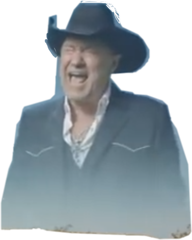 Big Enough Cowboy Meme