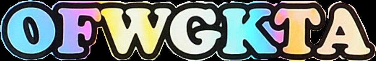 popular and trending ofwgkta stickers on picsart