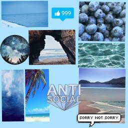 freetoedit cool calm sea introvert