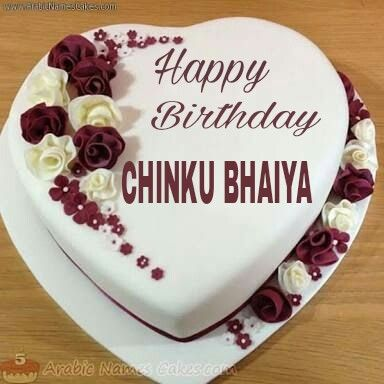 Happy Birthday Chinku Bhaiya Image By Mabelniraj