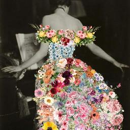 freetoedit vintagephotography flowerpower flowerslovers flores