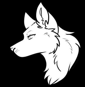 freetoedit cute wolf base notmyart...