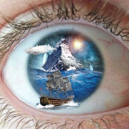 freetoedit seascape mountainlyfe blueeyes mymakeup