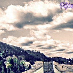 truckersview virginia myphoto scenic