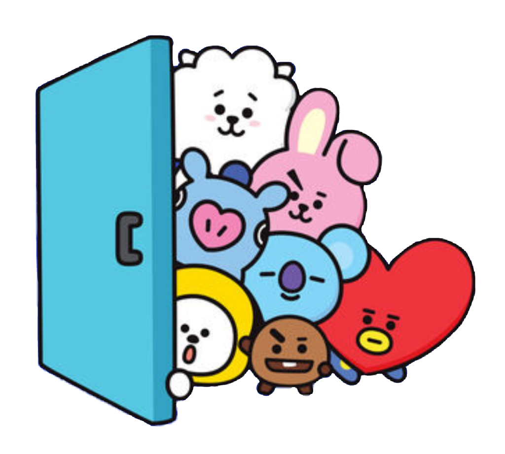 Bts Bt21 Koya Shooky Cooky Rj Chimmy Mang Tata