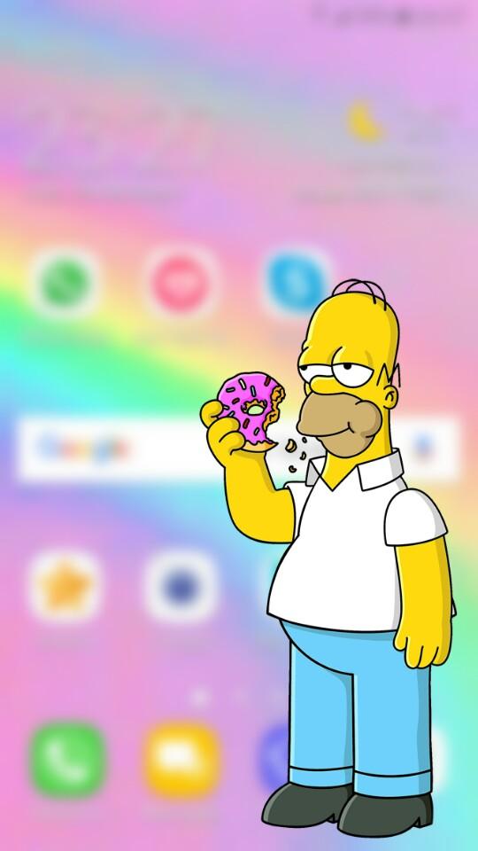 Simpson Homero Fondos Tumblr De Pantalla Bart Lisa Tran