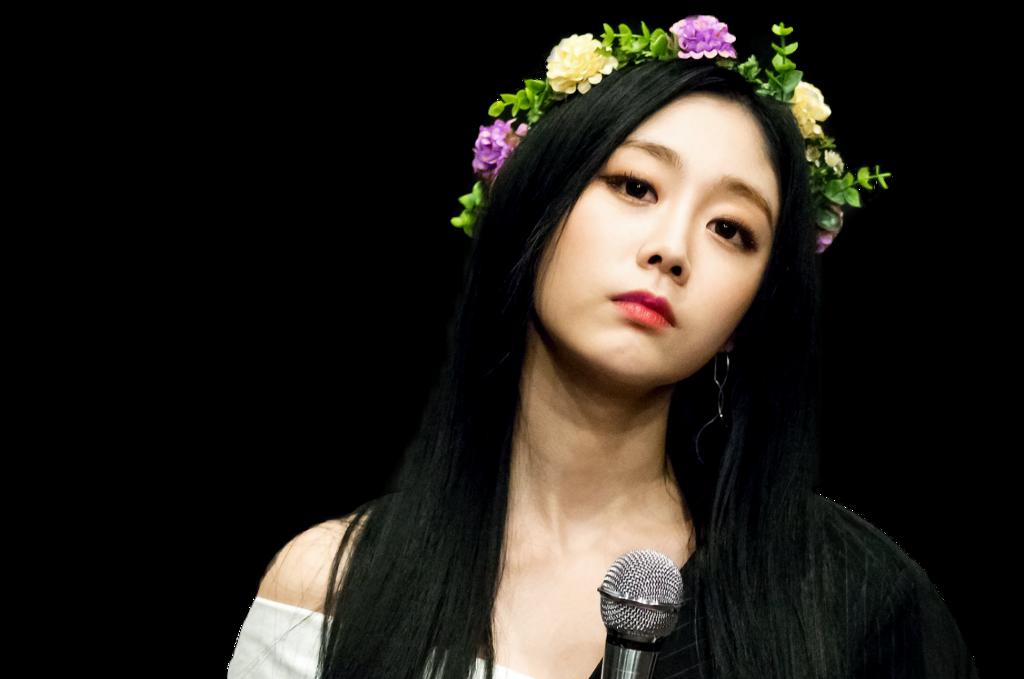 Lovelyz jisoo seojisoo flowers flowercrown kpop report abuse izmirmasajfo